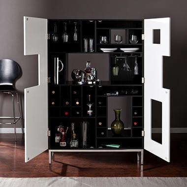 Eclipse Wine Bar Cabinet Sam S Club