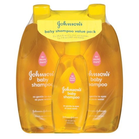 Johnson's Baby Shampoo (3 pk.)