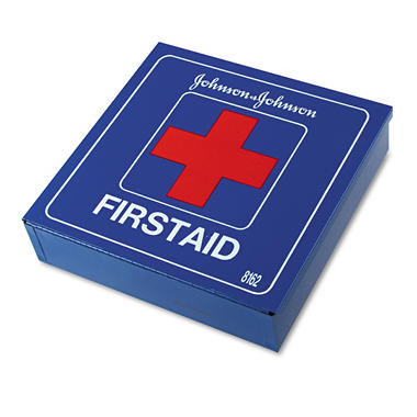 Johnson Industrial 229 Piece First Aid Kit
