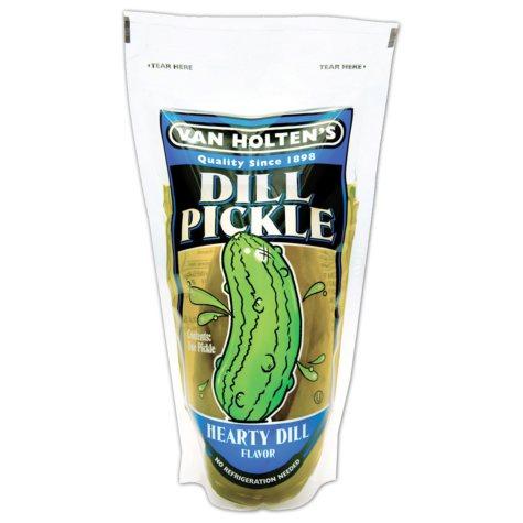 OFFLINE-Van Holte Mild Dill Pickles - 12 ct.