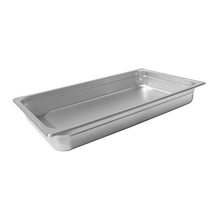 Chef's Supreme Full-Size Food Pans (Choose Your Depth)