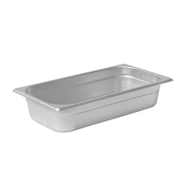 Chef's Supreme 1/3 Size Food Pan (Choose Your Depth)