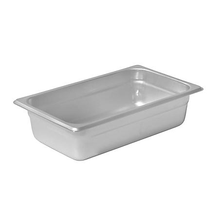 Chef's Supreme 1/4 Size Food Pan (Choose Your Depth)