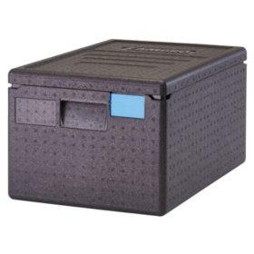 Cambro EPP180 Cam GoBox 48.6 qt. Top Loader Pan Carrier