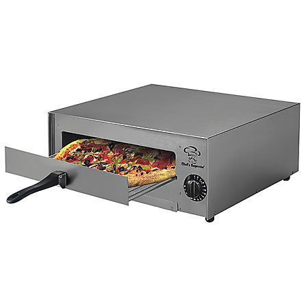 Chef's Supreme 120V Countertop Pizza Oven