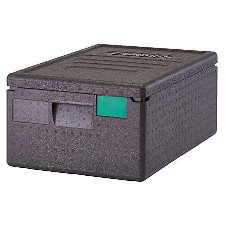 Cambro EPP160 Cam GoBox 37.5 qt. Top Loader Pan Carrier