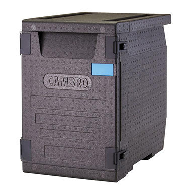 Cambro EPP400 Cam GoBox 90.9 qt. Front Loader Pan Carrier
