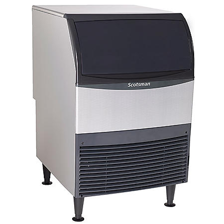 Scotsman SCOHID312A-1 Essential Ice 300 lb. Undercounter Nugget Ice Maker