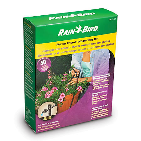 Rain Bird Patio Watering Kit