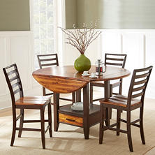 Pierson Counter Height Dining Set  by Lauren Wells - 5 pc.