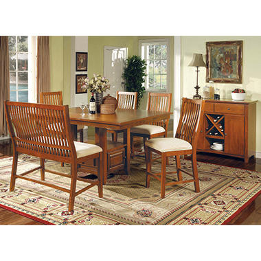 Brannon Dining Set by Lauren Wells - 5 pc.