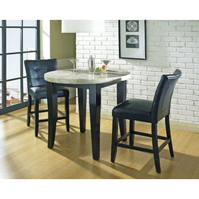 Brockton Pub Set - 5 pc.  sc 1 st  Samu0027s Club : pub dining room table sets - pezcame.com