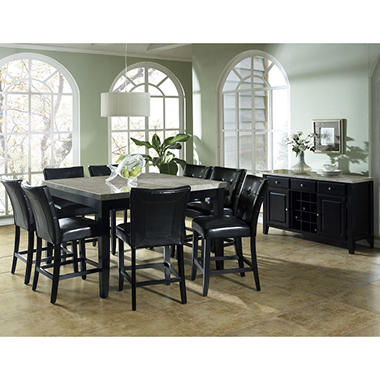 Superieur Brockton Counter Height Dining Set   5 Pc