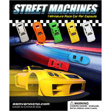 "1"" Street Machines (250 ct.)"