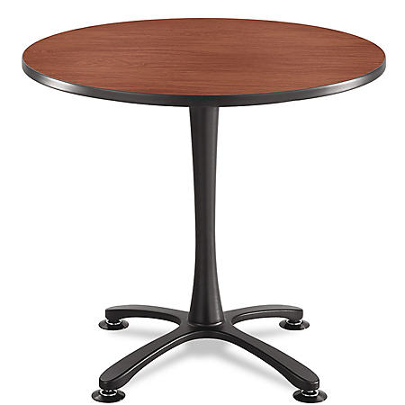 """Safco Cha-Cha 29"""" x 30"""" Hospitality Table, Select color"""
