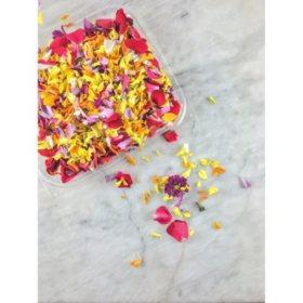 Edible Confetti Flower Petal Blossoms (50 ct.)