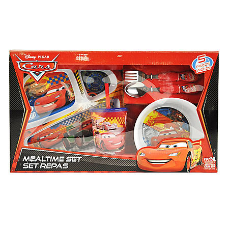 DISNEY MEAL SET CARS CARS 2/ PRINCESS