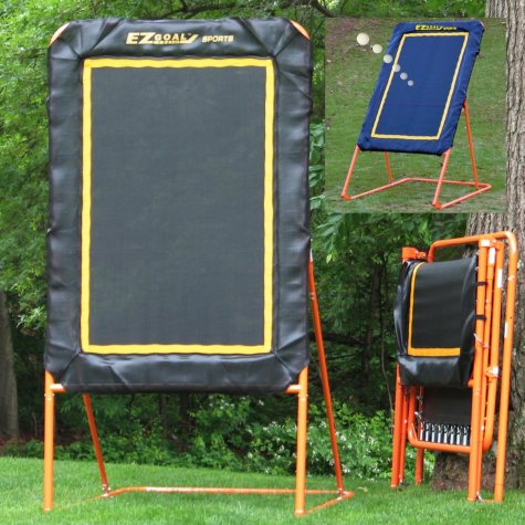 EZ-Goal Lacrosse Extra Large Training Rebounder Set