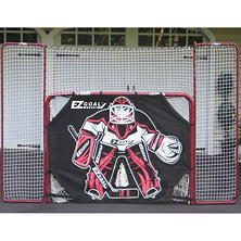 EZ-Goal Ultimate Pro-Folding Hockey Set
