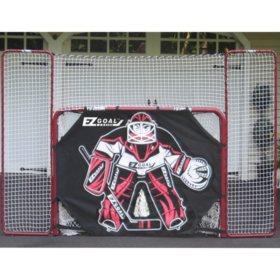 EZ-Goal Ultimate Pro-Folding Hockey Set