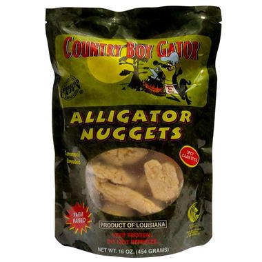 Breaded Alligator Nuggets 4 Lbs Sam S Club