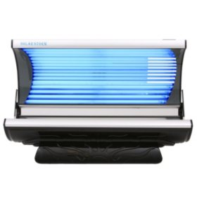 Storm 24S Wolff System Tanning Bed with Face Lamps