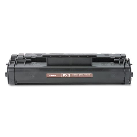 Canon FX3 Toner Cartridge, Black (2,700 Yield)