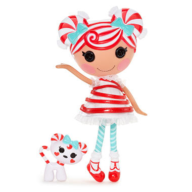 Lalaloopsy Large Doll Mint E Stripes