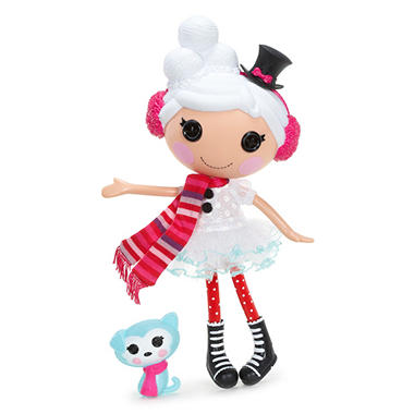 Lalaloopsy Large Doll Winter Snowflake
