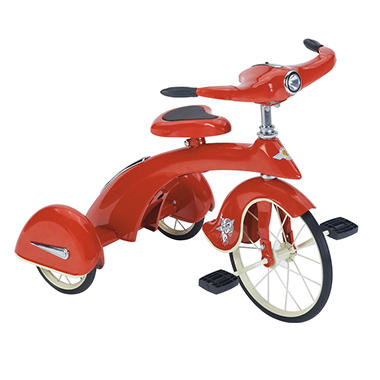 Jr. Red Sky King Tricycle