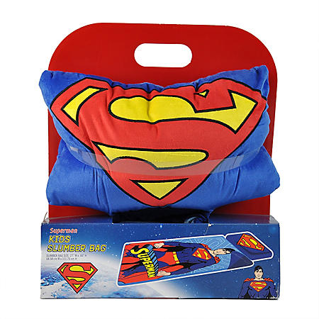 KIDS SLUMBER BAGS SUPERMAN