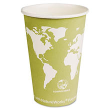 Eco-Products Compostable Hot Drink Cups, 16 oz. (1,000 ct.)