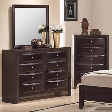 Madison Dresser and Mirror