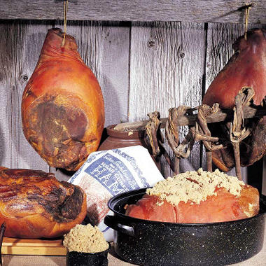 Burgers' Smokehouse Country Ham (14-16 lb.)