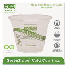 Eco-Products Compostable Cold Drink Cups, 9 oz. (1,000 ct.)