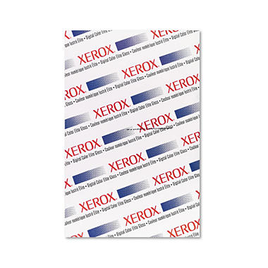 Xerox® Bold Coated Gloss Digital Printing Office Paper, 11 x 17, White, 500 Sheets