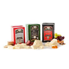 Deer Creek Aged Specialty Cheddar Cheeseboard Kit for Chefs (1 Year Select, 5 Year Private Reserve, Vat 17)