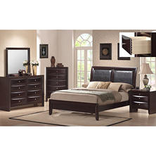 Madison Bedroom Set (Choose Size)