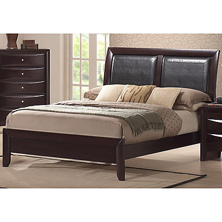 Madison Panel Bed (Choose Size)