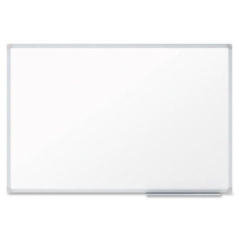 "Mead Dry-Erase Board, 48"" x 36"", Aluminum Frame"