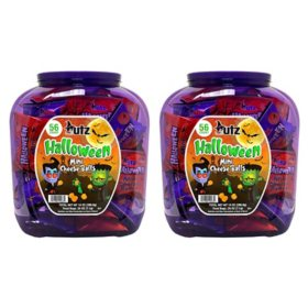 Utz Halloween Mini Cheese Balls (15 oz., 2 ct.)