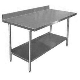 Elkay Stainless Steel Work Table - Various Sizes