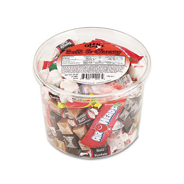 Office Snax Assorted Soft Candy Mix (2 lb.)