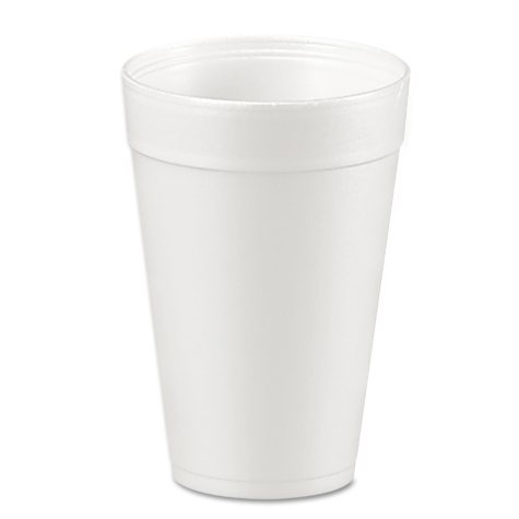Dart Hot and Cold Foam Cups, 32 oz. (500 ct.)
