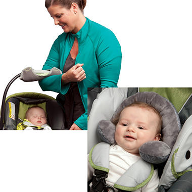 Boppy Baby Travel by Car Bundle