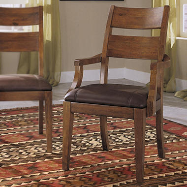 Nicholas Dining Arm Chairs - 2 pk.