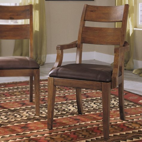 Klaussner Nicholas Dining Arm Chairs - 2 pk.
