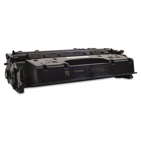 Canon 120 Toner Cartridge, Black (5,000 Page Yield)