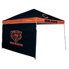 NFL Chicago Bears 9' x 9' Canopy with Wall