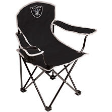 NFL Oakland Raiders Kids' Tailgate Chair